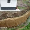 Minibancales vegetados en parques eólicos