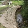 Restauración de erosión hídrica en rio